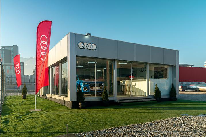 Audi Mobile Showroom